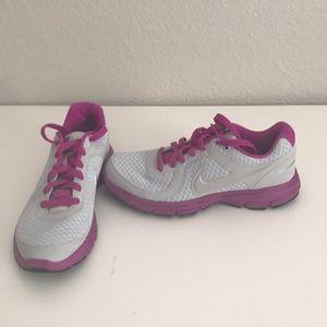 Grey Nike Air